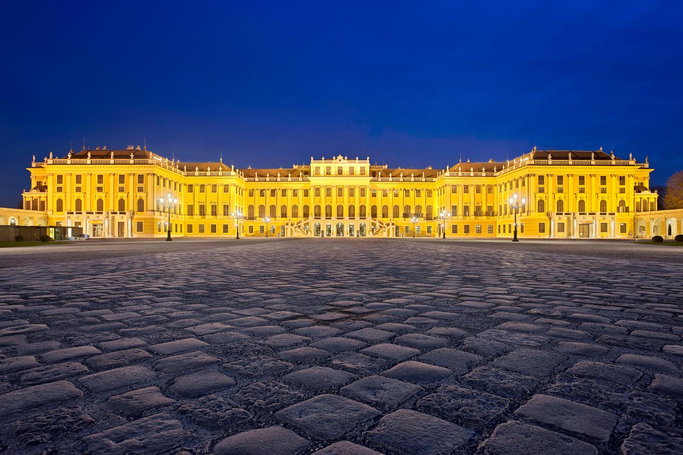 Palace Schönbrunn (2014)
