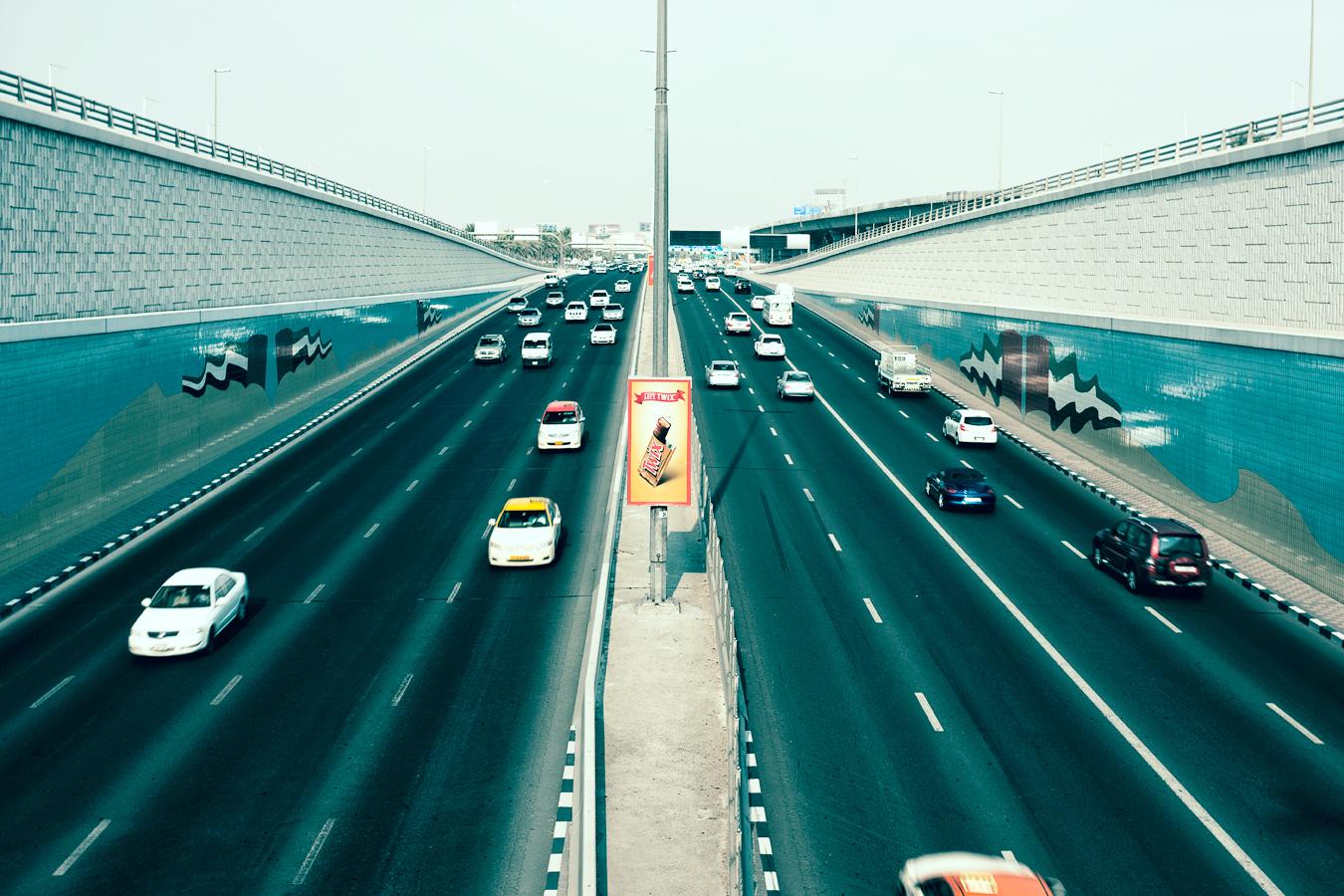 Streets of Dubai (2013)