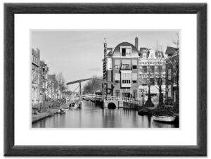 Leiden (2017) BW Rahmen