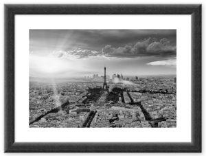 Paris (2014) BW Rahmen