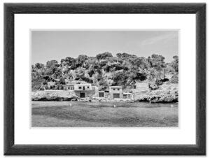 Mallorca Bay (2009) BW Rahmen