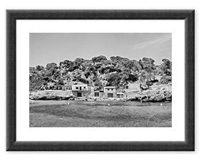 Mallorca Bay (2009) BW Rahmen thumbnail