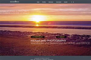 michael peiz PHOTOGRAPHY Website